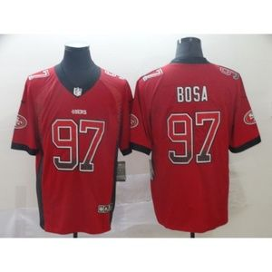 San Francisco 49ers Nick Bosa Jersey